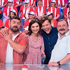 TV show 'I Love Croatia'-Star guest